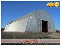 Ангары арочные,  склады,  цеха,  зернохранилища ширина от 8м до 24м.